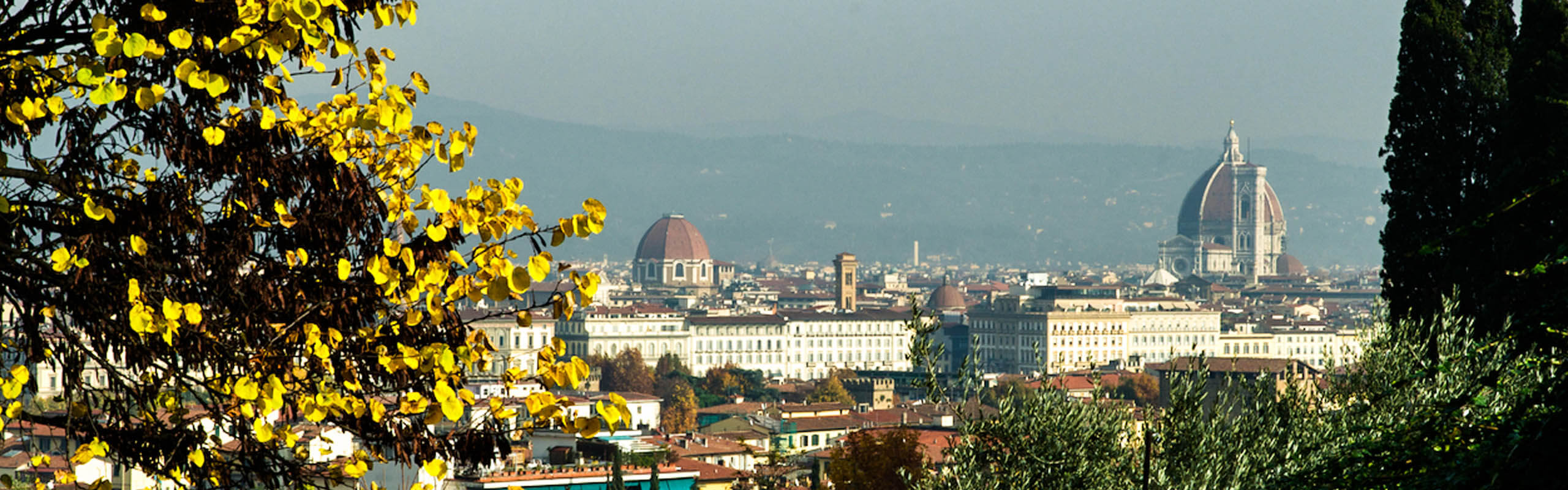 Piazzale Michelangelo, Florence - Panoramic view